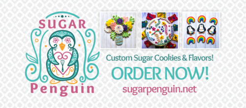 Sugar Penguin Banner