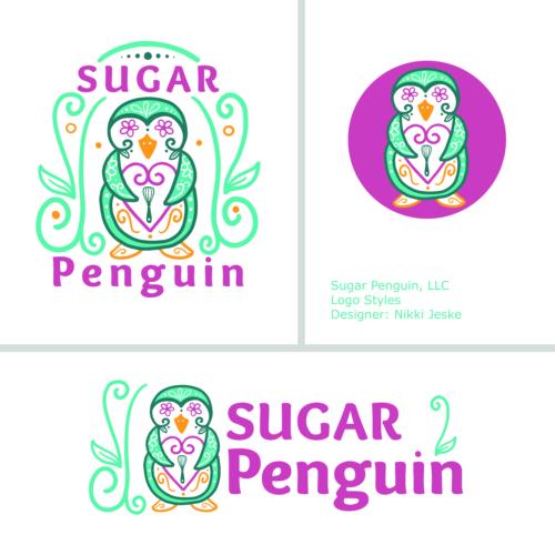 Sugar Penguin Logos