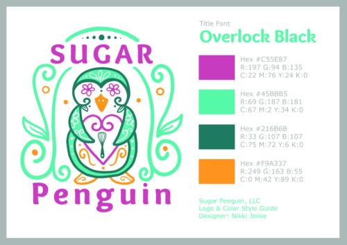 Sugar Penguin Style Guide
